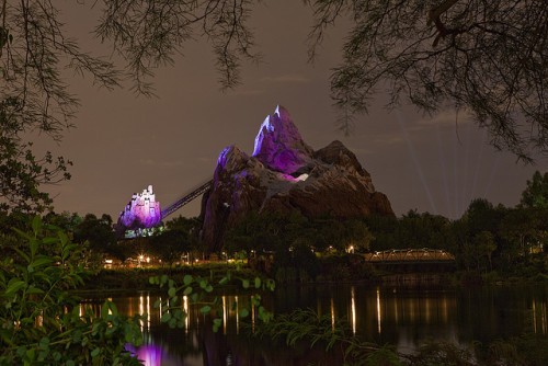 disneyendlessmagic:  Animal Kingdom - Expedition Everest EMH by Cory Disbrow on Flickr.