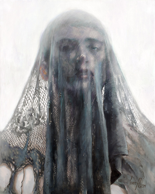 darkestpit:  The Veil by Ivan Alifan / On tumblr