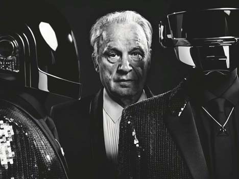 Daft Punk Vs Giorgio Moroder for Dazed & Confused