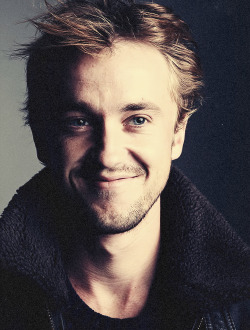Tom Felton | new photoshoot outtake [2012]