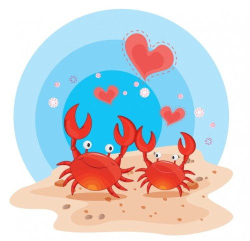 From Our Readers: HEART LIKE A CRABby From Our Readers  http://bit.ly/ZTIhgg