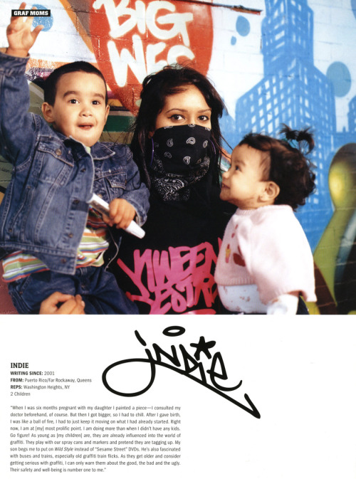 Graf Moms by Cope2 for Mass Appeal (2006)