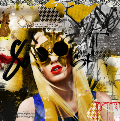 allhywlovers:  collage. Iggy Azalea - Ignorant Art.