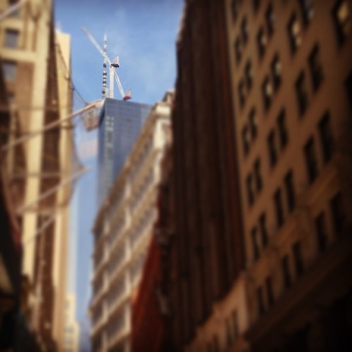 1776… (at 1 World Trade Center)