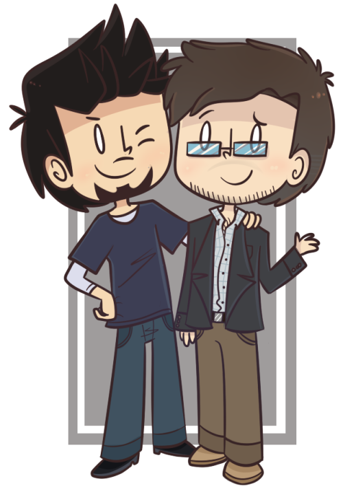 ((SCIENCE BROS ARE BACK! Heads up: I'll be attending Anime Central in Rosemont, IL from May 17th to the 19th! I'll be cosplaying Bruce Banner. If you can find me, I may give you a little gift! ))