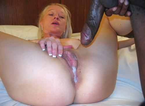 Bbc big hole creampie