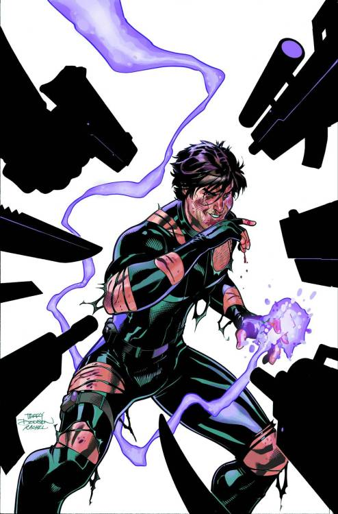 Market Monday Gambit #7, colored by Rachelle Rosenberg  Gambit is on the lam as an enemy of the British Empire, hunted by Pete Wisdom and MI13! And to make matters worse, the criminal mastermind keeping Gambit on a leash now wants him dead. Can Gambit play the two sides against each other and save his own skin?  ~Preview~