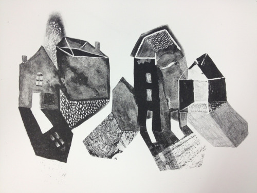 untitled lithograph 2013  I also printed these on silk and other fabrics, more images coming soon!