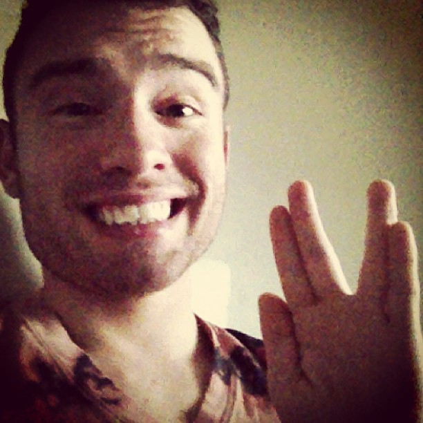 Live long and prosper you slutface hobag cunts. ✌#gay #loveyou #startrek