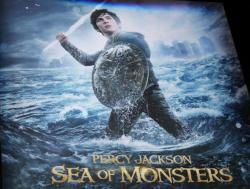 percyjacksonmovies:  Today is the suspected release date for Percy Jackson: Sea of Monsters trailer. Fingers crossed that we will see it by the end of the day!