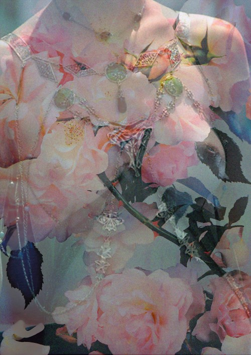 dyaphanum:  Nick Knight's ROSES  X  John Galliano for Givenchy