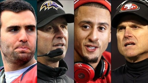 Who will win Super Bowl XLVII? Predictions (Photos: Reuters, AP, AP, Getty Images)  We've finally reached the end of the road. After 256 regular-season games (I won by 11) and 11 postseason games (MDS is up three), it's time to pick a winner in the Super Bowl. So without further adieu, here are our predictions on one of the hardest Super Bowls to predict.