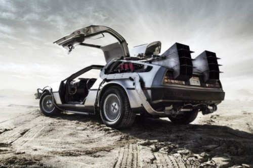"Microsoft's DeLorean Could Solve Cloud Gaming's Latency Issue All they have to do is hop into the time travelling DeLorean they've rigged up, go to the future, and simply steal the solution to low-latency gaming from their hosier counterparts. Okay, the actual news isn't as fun. Microsoft Research has been heading up a project that targets the latency times that make conventional gaming hosted on a remote server so unbearably slow. Their egghead idea? DeLorean — a ""speculative execution system"" capable of masking up to 250ms of network latency over the cloud. Combining bandwidth compression, state space subsampling and time shifting, as well as input prediction and misprediction compensat—  Listen, I'm trying to say DeLorean predicts the future. It renders frames of ""future possible outcomes"" and sends them to you ahead of time, giving the illusion of no latency. The research team has already tested DeLorean on two high-profile titles — Doom 3 and Fable 3. The results were terrific. Users preferred the prediction system to current means of cloud gaming. With DeLorean, all anyone would need is an internet connection and a TV. 'Course, Microsoft wouldn't be Microsoft if they didn't somehow work DeLorean into their Xbox offering. You can read Microsoft Research's full paper on the subject here. We're not exactly at hover car stage yet (that's 2015, duh) but latency-free gaming is the, like, the seventh best thing down from that."