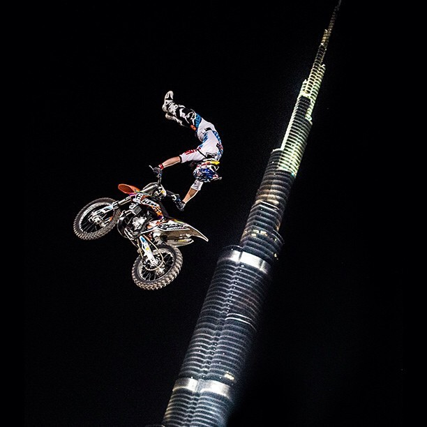 Sky high (via Photo by redbull • Instagram)