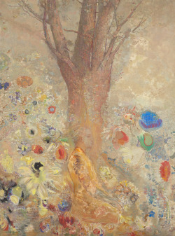 Odilon Redon The Buddha / 1904