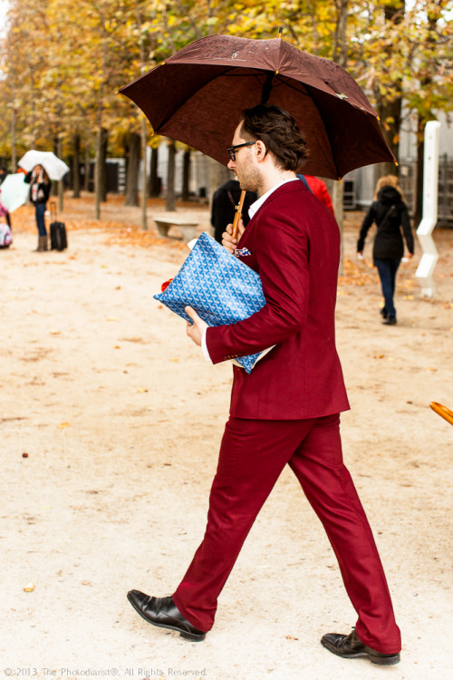 Paris Fashion Week S/S 2013: Marooned