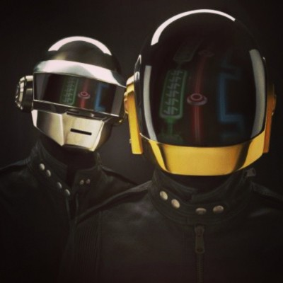 Get Lucky #DaftPunk #RandomAccessMemories
