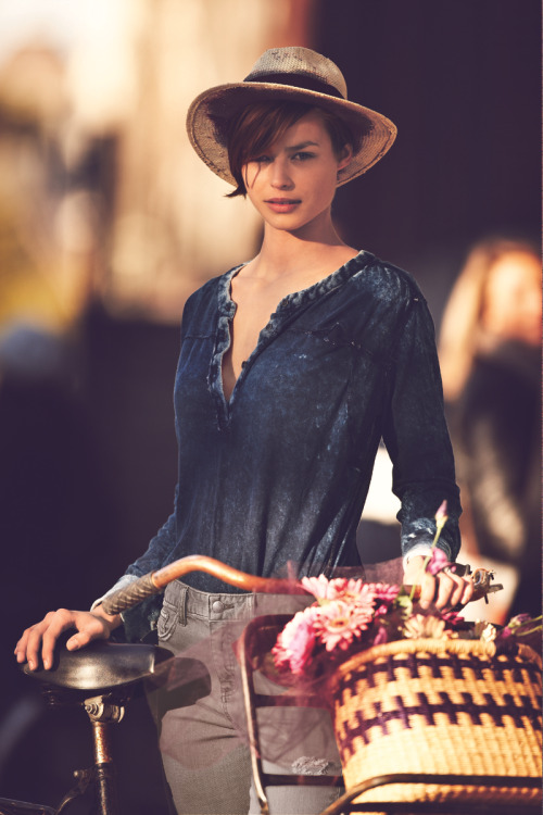 editorial-journal:  Free People January 2013 Lookbook