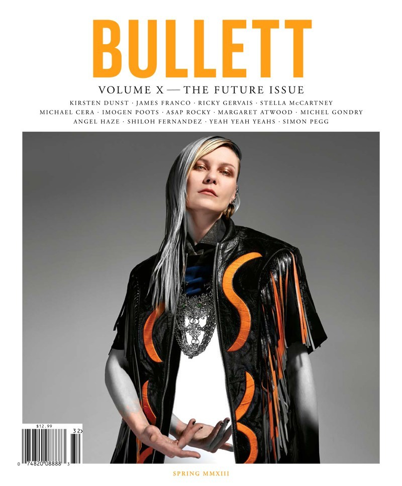 magazinewall:  Bullett (New York, NY, USA)