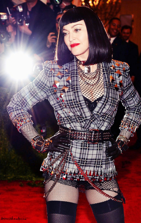 sexwithmadonna:  Costume Institute Gala  2013