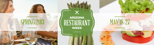 Spring Restaurant Week is coming up May 18-27! Following is a list of participating restaurants in Central Phoenix. Visit the Arizona Restaurant Week website for more details. Christo'sChristopher's and Crush LoungeCoup Des TartesDistrict American Kitchen and Wine BarGeordies at The Wrigley MansionSeasons 52SOLO Trattoria