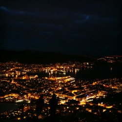 Fløybanen. Bergen, Norway submitted by: pagtuo, thanks!