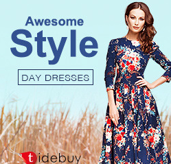 Tidebuy Cheap Plus Size Maxi Dresses