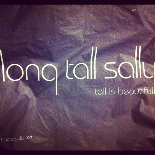 TALL IS BEAUTIFUL!