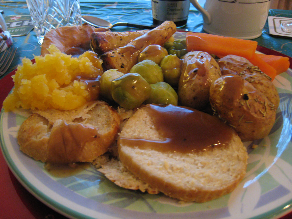 Vegan Christmas Dinner
