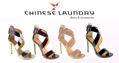 Who can resist the chance of free heels?! Enter to win these Chinese Laundry stunners at http://l.inkto.it/3h8p9  - Blackjack available in Silver, Syrah, Nude and Black.