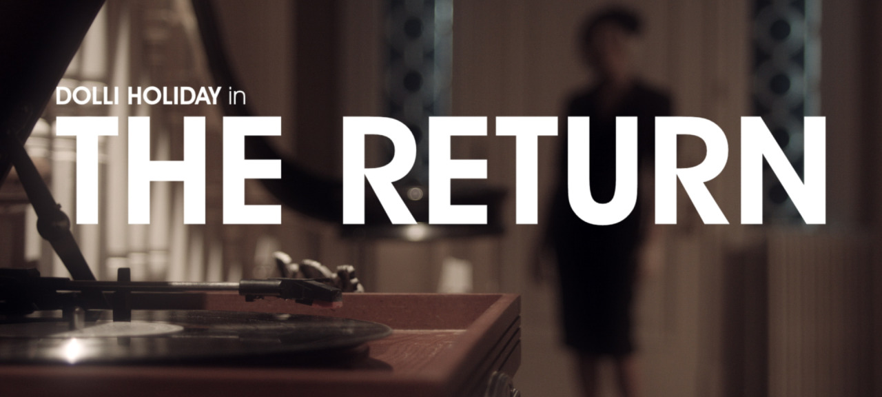"ONE-SHOTS.COM WILL PREMIERE ""THE RETURN""  TONIGHT March 18 AT 6PM - est Joe Carabeo's newest short film starring Burlesque star Dolli Holiday, will premiere tonight at 6pm at one.shots.com  STAY TUNED!Here's a the synopsis Burlesque star Dolli Holiday stars in THE RETURN, a short film directed by Joe Carabeo about a woman who arrives home defeated by her current mundane 9 to 5 daily life style and decides she needs to get back to the person she used to be and strip away everything that's pushing her down. All she needs is the right song.You'll definitely want to have repeated viewings of this short film.  Produced by Astray Productions and Joe CarabeoDirected by Joe CarabeoDirector of Photography, Kunitaro OhiArt Director, Hannah ElvingtonGaffer, Brian SarvisHair - Make Up - Wardrobe, Olivia LloydOf course we'll have behind the scenes coming too…"