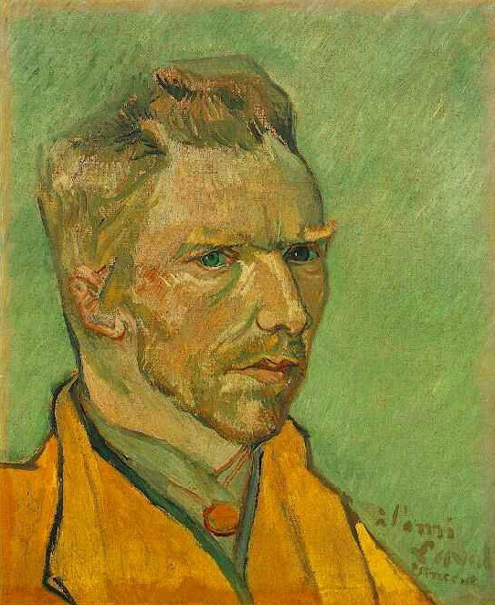 artistandstudio:  Vincent van Gogh, Self-Portriat, Arles: November-December, 1888