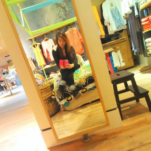 Colorful shopping ~  (at West Edmonton Mall)