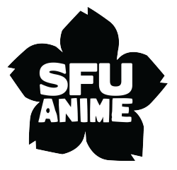 Logo for the newly formed anime club at SFU Burnaby.