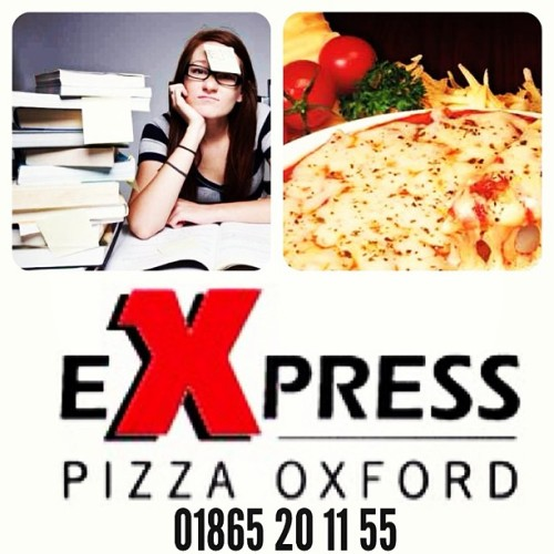 Cramming for exams let Express Pizza Take Care of Your Food #dont #cook#just#order (RWP)