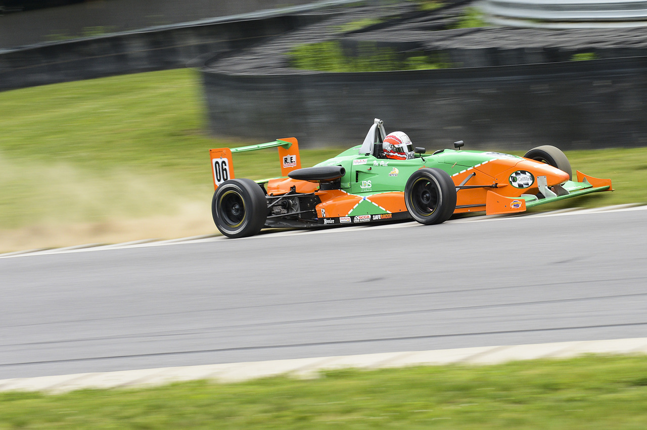 Timothy Paul @ Lime Rock Raceway Park in CT