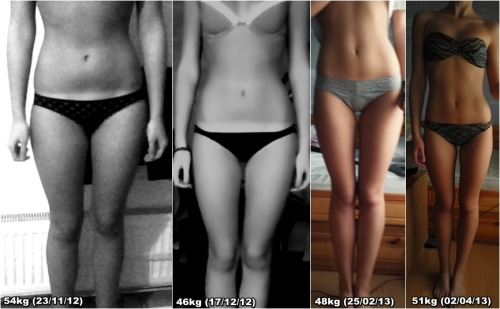 fitisfashion:  itisnotadiet:  :}  heck yeah! proving that weight and fitness are not as related as you'd think!