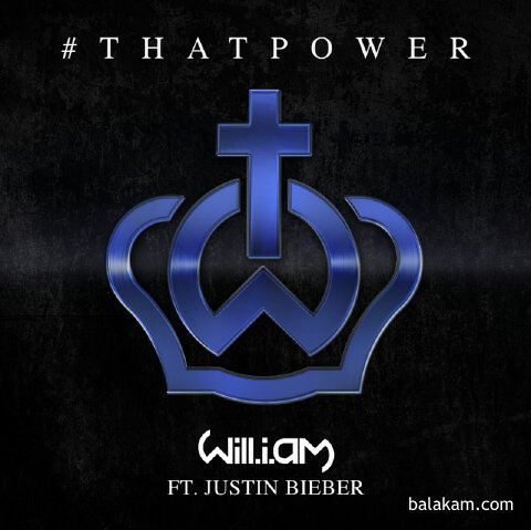 Will.i.am's new single thatPOWER features Justin Bieber Read more here: http://balakam.com/blog/will.i.ams-new-single-thatpower-features-justin-bieber/read