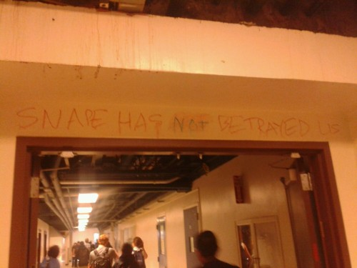 Spotted in the bowels of one of Berkeley's chemistry buildings.