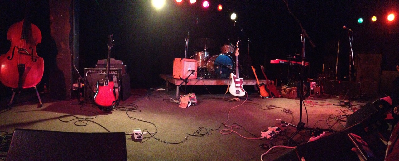 The Mainstage at the Black Cat