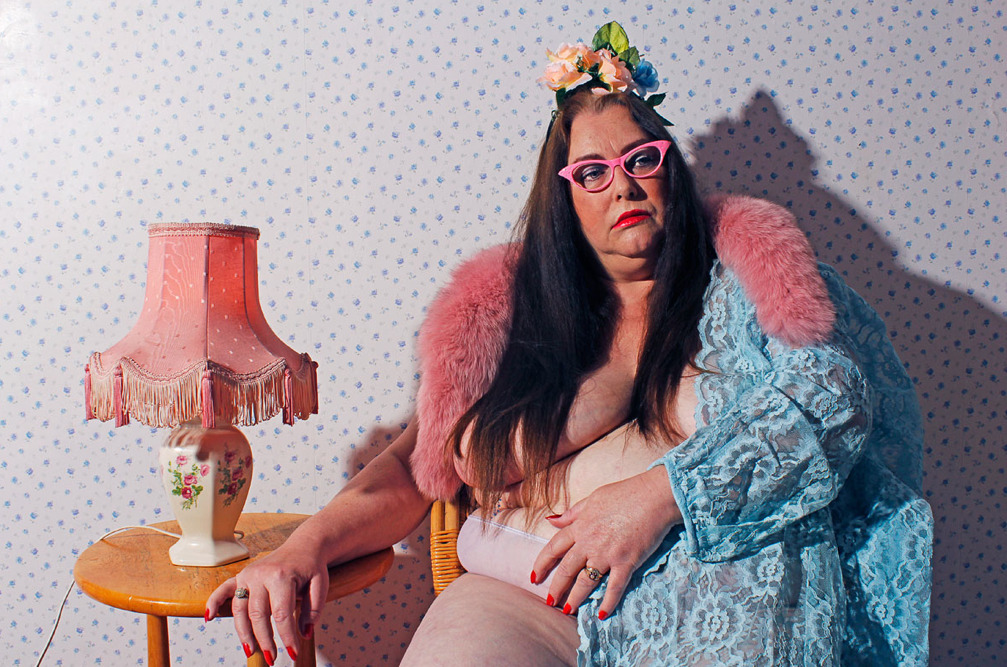 analparade:  velved:  Nadia Lee Cohen  looks like me