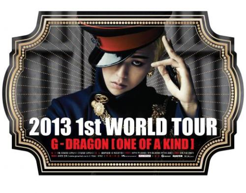 "G Dragon will be in Malaysia on JuneYo VIPs! Believe it or not, G-Dragon will be coming to Malaysia as a part of his 2013 ""One Of A…View Post"