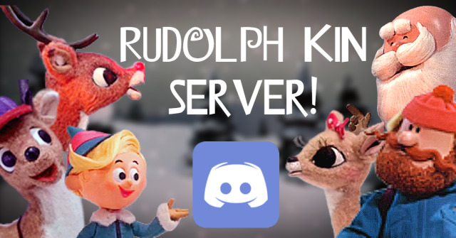 """RUDOLPH (RANKIN/BASS) KIN DISCORD SERVER!I've yet to find any other fictionkin from my source (1964 Rudolph) so I made a server for all of us to find each other (if others exist, that is.) The server is doubles-friendly and fictionkind friendly! (Not KFF-based) """"Problematic"""" characters are fine too! (Santa, Comet, Donner, etc.) LINK https://discord.gg/mT2xMw37RH  search tags: rankin bass kin , rudolph kin , rankin bass , kin server , kin discord , canon call , kin call #rudolph kin#rudolph #rudolph the red nosed reindeer #rankin bass #rankin bass kin #christmas#discord#kin server#kincord#kin discord#kin call#canon calls#canon call#reindeer kin#otherkin#fictionkin#fictionkind#alterhuman#therian#nonhuman#fictionkin server#fictionkin call#sourcemate#source call#kin#kinning#serious fictionkin#fictionkins#kin blog#kinblr"""