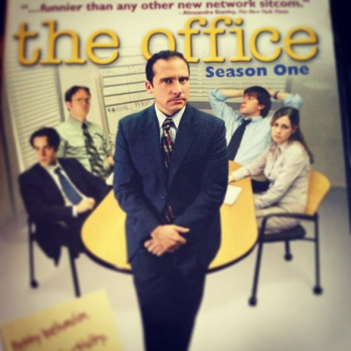 Such a simpler time… #sigh #theoffice
