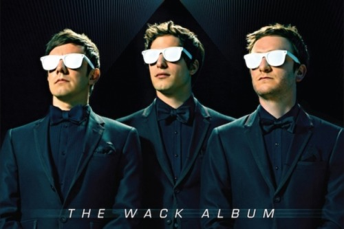 datzhott:  The Lonely Island Add Pharrell, Billie Joe Armstrong, Solange, and T-Pain to 'Wack' Lineup View Post