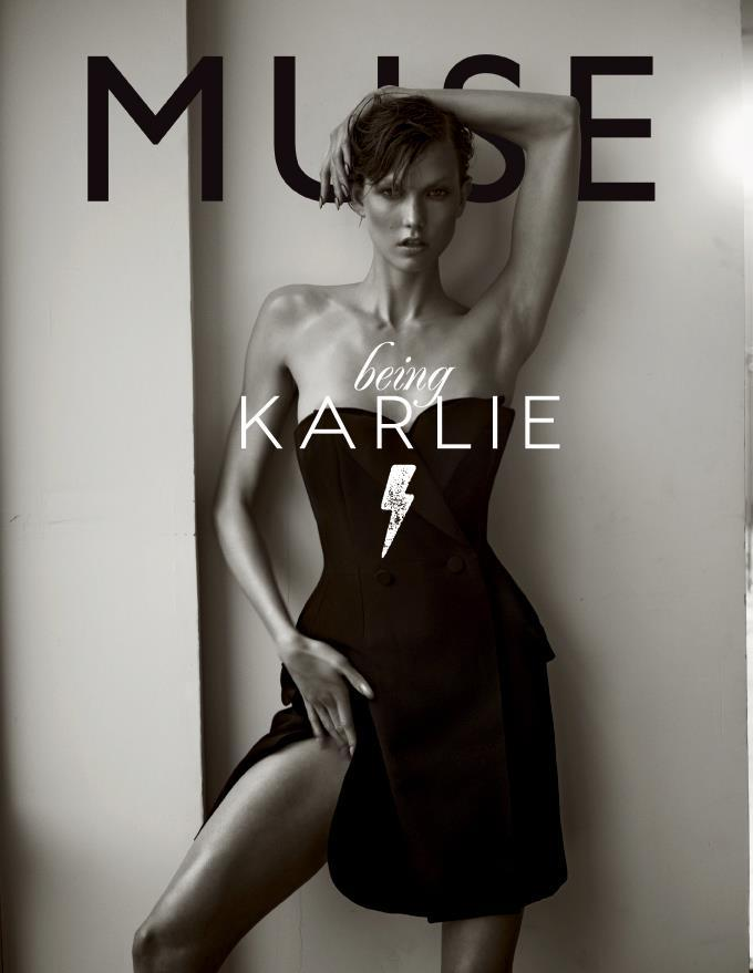 Karlie Kloss - Muse, Spring/Summer 2013