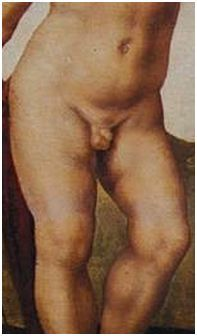 "Maarten Van Heemskerck's ""Venus and Cupid""or ""Spanks"""