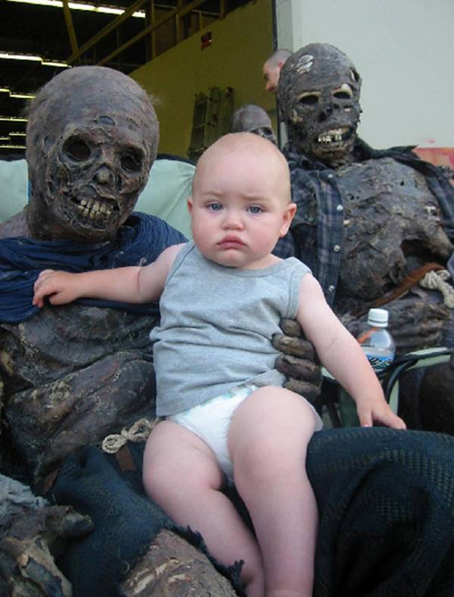 teahouseofthebluemoon:  I don't know why scares me the most. The baby or the mummies.. :/