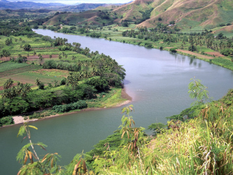 naturalattractions:  Natural attractions in Fiji Sigakota River