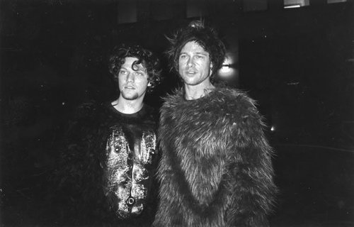 155/200 ~ Pictures of Bam Margera  +Brad Pitt